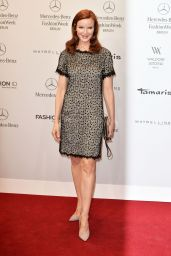 Marcia Cross - Marc Cain Fashion Show in Berlin - July 2014