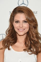 Maria Menounos - Mercedes Benz Fashion Week in Miami - July 2014