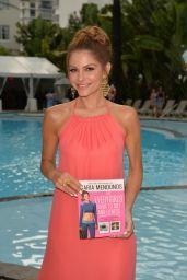 Maria Menounos - Mercedes-Benz Fashion Week Swim 2015 event in Miami Beach