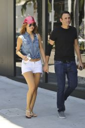Maria Menounos - Out in Beverly Hills, July 2014