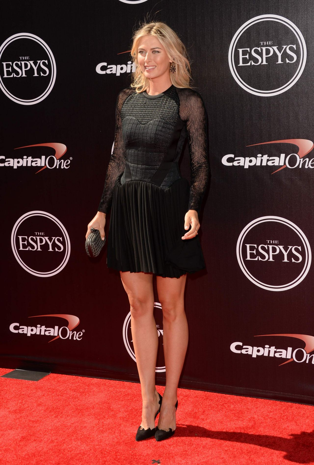 Maria Sharapova 2014 Espy Awards In Los Angeles
