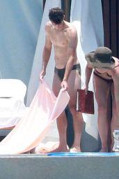 Maria Sharapova Bikini Pics - Vacation in Cabo With Grigor Dimitrov - July 2014