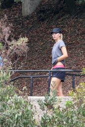 Maria Sharapova - Hard Core Sand Dune Working Out in California - July 2014