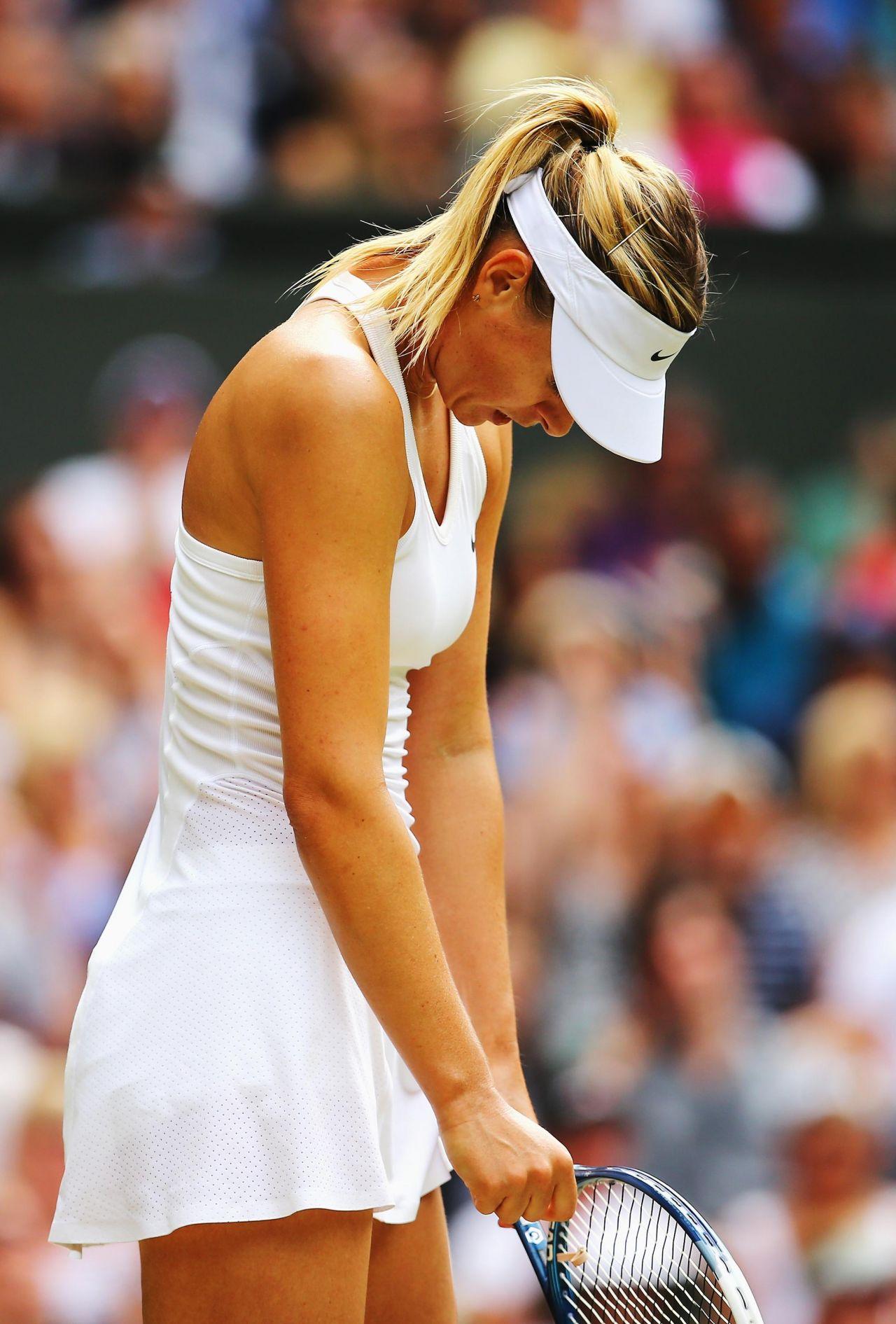Maria sharapova tennis what shall