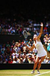 Maria Sharapova – Wimbledon Tennis Championships 2014 – 4th Round