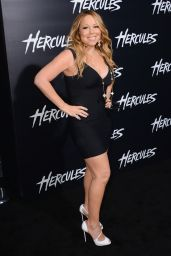 Mariah Carey – 'Hercules' Premiere in Los Angeles
