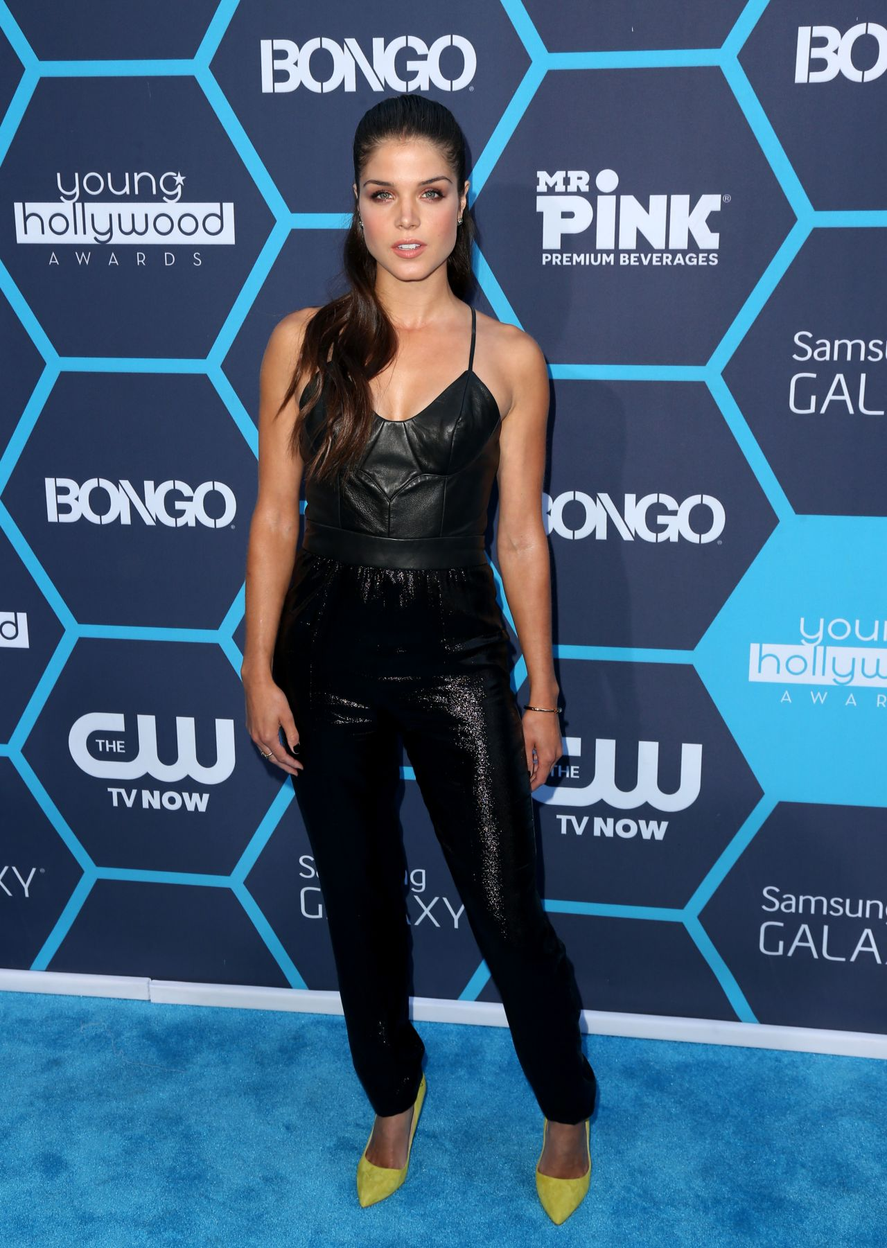 Marie Avgeropoulos - 2014 Young Hollywood Awards in Los Angeles