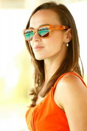 Martina Hingis Photoshoot - June 2014