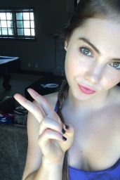 McKayla Maroney – Twitter/Instagram/Social Media Photos – June 2014