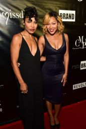 Meagan Good - A Toast To Young Hollywood Event in Los Angeles, July 2014