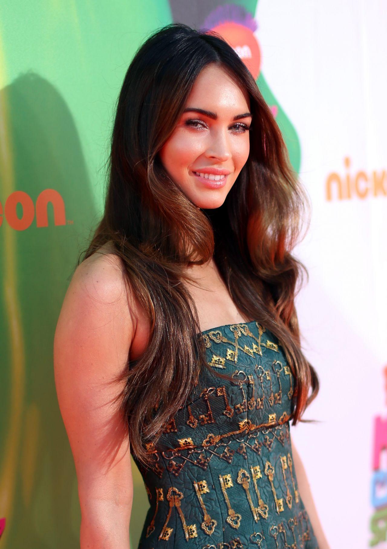 Megan Fox - 2014 Nicke... Megan Fox Sports