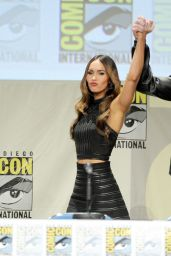Megan Fox - Paramount Studios presentation at 2014 Comic-Con in San Diego