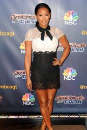 Melanie Brown – 'America's Got Talent' Season 9 Pre Show Red Carpet Event in NYC