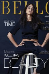 Melanie Iglesias - BELLO Magazine August 2014 Cover