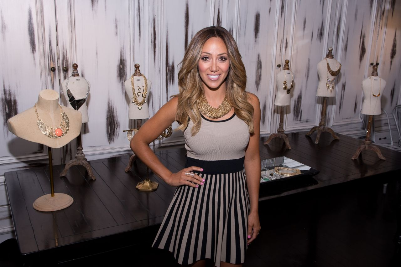 Melissa Gorga to Debut Jewelry Collection on HSN - July 2014