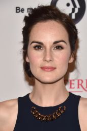 Michelle Dockery - 2014 Summer TCA Tour - Downton Abbey Season 5 Photocall