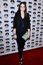 Michelle Trachtenberg – 'The Distortion of Sound' Premiere in Los Angeles