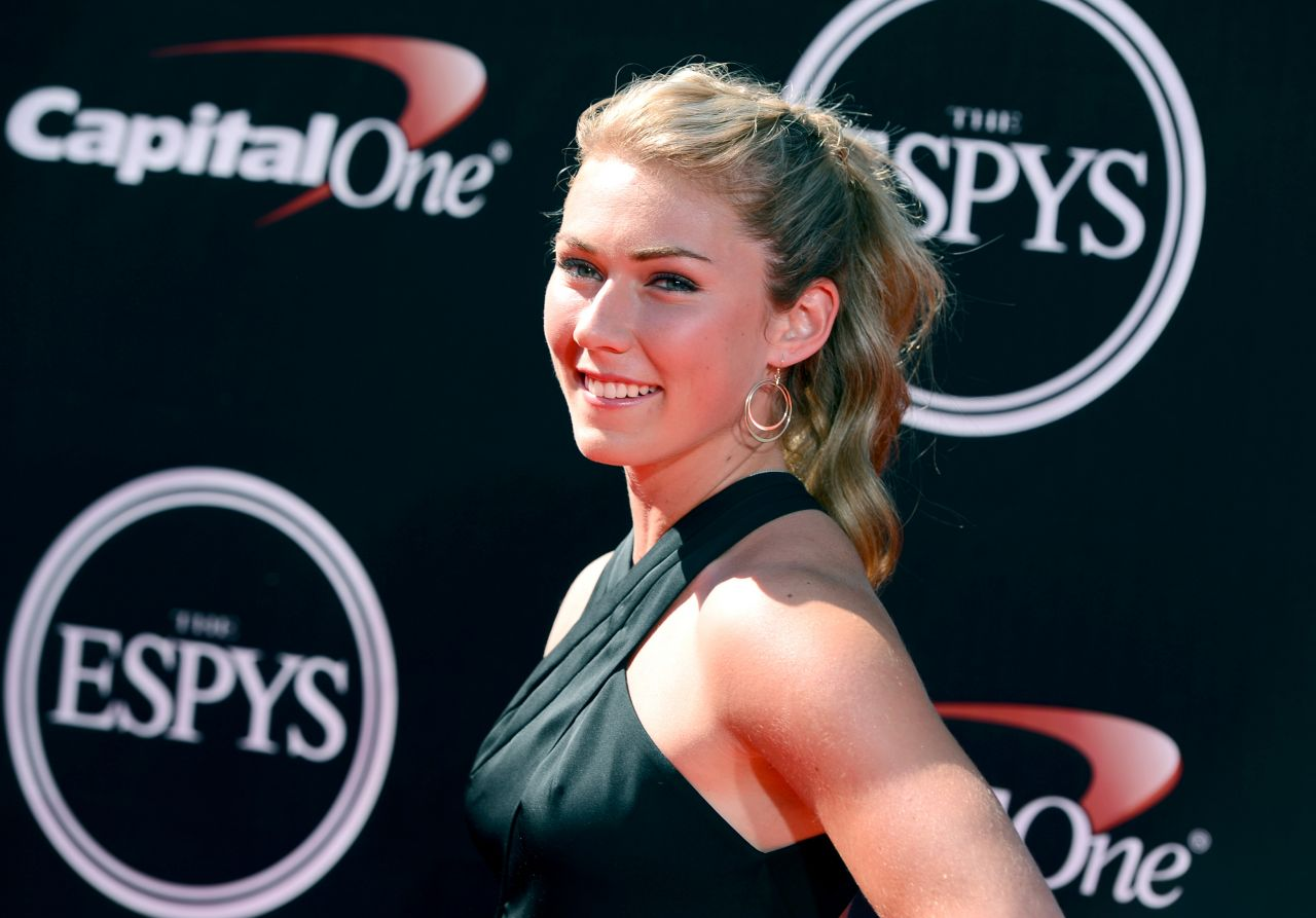 Mikaela Shiffrin – ESPY Awards 2014
