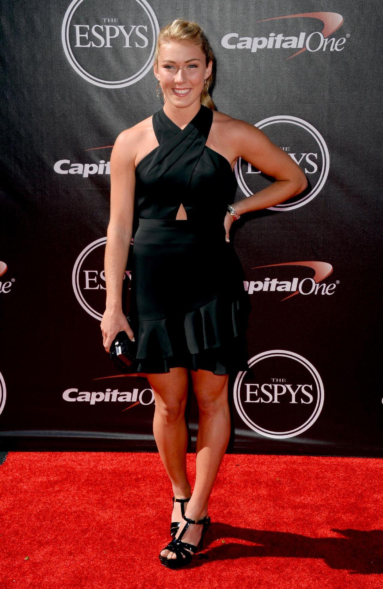 Mikaela Shiffrin Espy Awards 2014