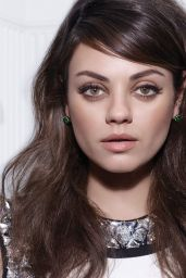 Mila Kunis - W Magazine August 2014 Issue