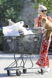 Miley Cyrus - Out Shopping in Studio City - June 2014