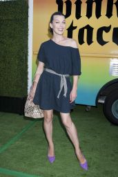 Milla Jovovich - 2014 Just Jared Summer Fiesta in West Hollywood