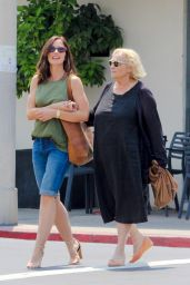 Minka Kelly - Out in West Hollywood, July 2014