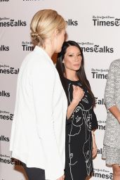 Mira Sorvino - TimesTalks Panel - July 2014