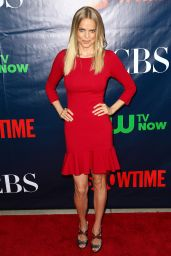 Mircea Monroe – CBS, The CW, Showtime Summer 2014 TCA Party