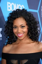 Mishael Morgan – 2014 Young Hollywood Awards in Los Angeles