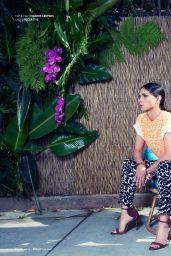 Morena Baccarin - BELLO Magazine - July 2014 Issue