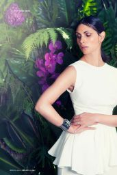 Morena Baccarin - BELLO Magazine - July 2014 Issue