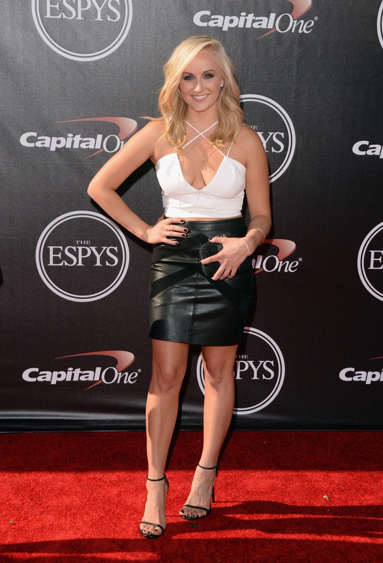 Nastia Liukin - 2014 ESPY Awards Red Carpet • CelebMafia