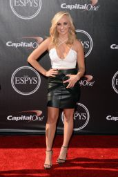 Nastia Liukin - 2014 ESPY Awards Red Carpet