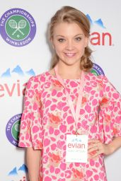 Natalie Dormer – Evian Live Young Suit in London - June 2014
