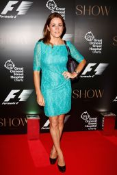 Natalie Pinkham - The F1 Party in London – July 2014