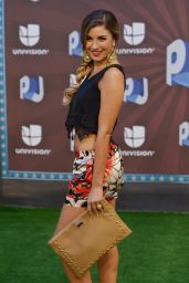 Natasha Dominguez – 2014 Premios Juventud Awards in Miami