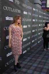 Nell Hudson – 'Outlander' Comic-Con 2014 Premiere