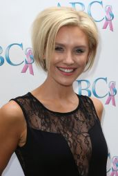 Nicky Whelan - ABCs Mothers Day Luncheon at the Four Seasons Hotel in Los Angeles - May 2014