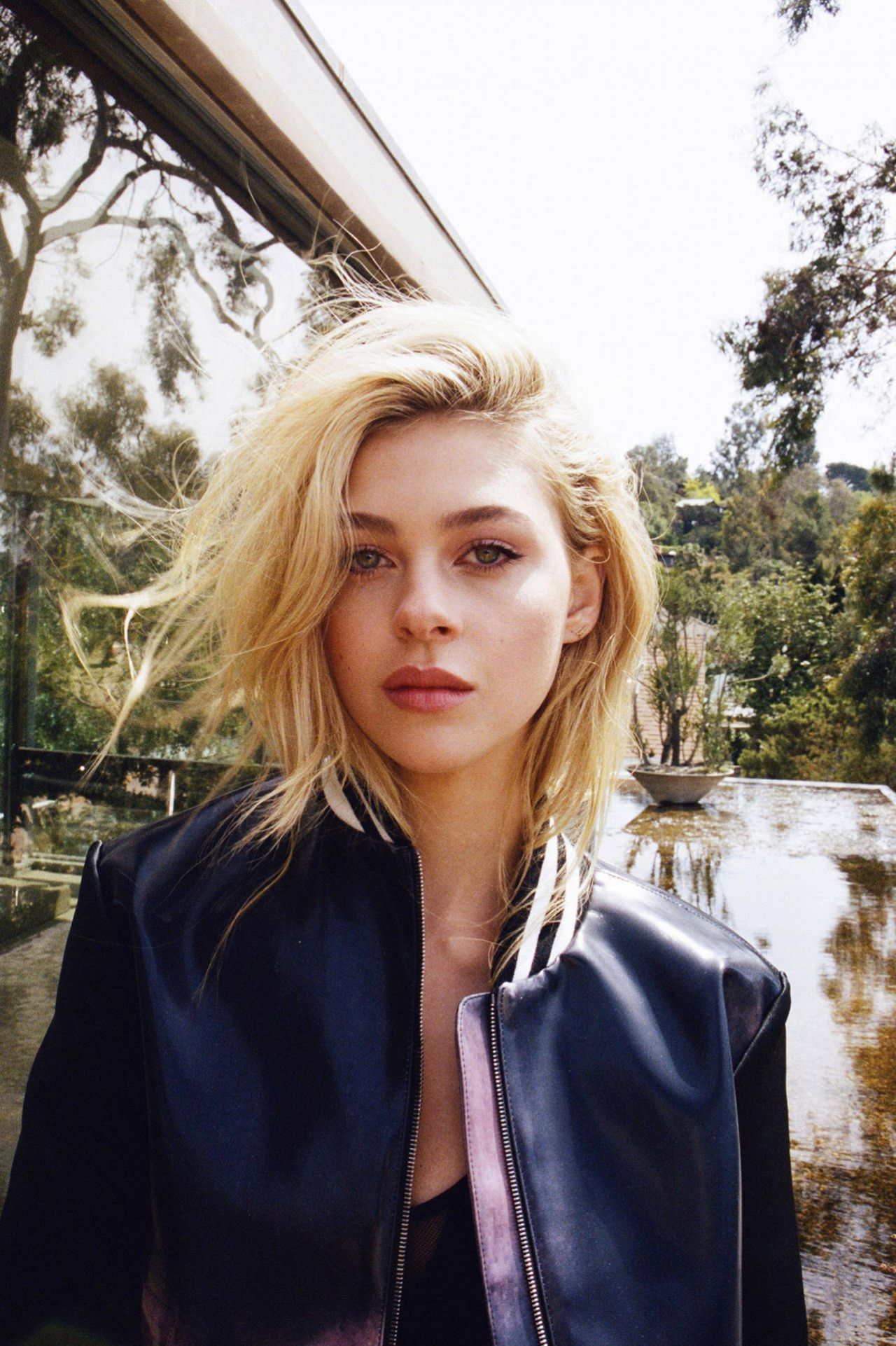 Nicola Peltz Photoshoot For Marie Claire Magazine July 2014