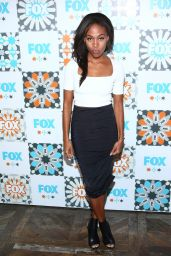 Nicole Beharie – Fox Summer 2014 TCA All-Star Party