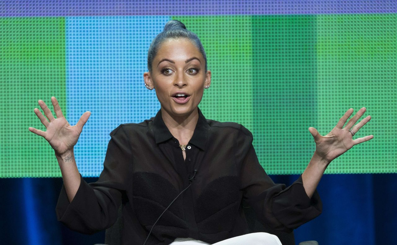 Nicole Richie - VH1 Summer TCA Tour - July 2014