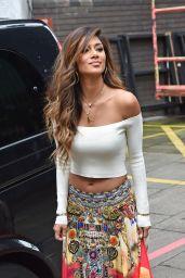 Nicole Scherzinger - Outside the ITV Studios in London – July 2014