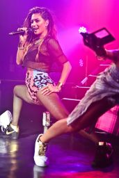 Nicole Scherzinger Performs at G-A-Y Nightclub in London - July 2014