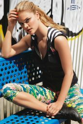 Nina Agdal - BEBE : Summer 2014 in the City