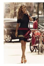 Nina Agdal - Grazia Magazine (France) July 2014 -