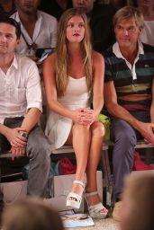 Nina Agdal - TRESemme at the Beach Bunny - Mercedes-Benz Fashion Week Swim 2015