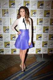 Nina Dobrev - 20th Century Fox Presentation at Comic-Con 2014 in San Diego