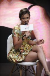 Nina Dobrev - Fan Meeting in Beijing - July 2014