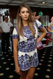 Nina Dobrev - Nintendo Lounge On The TV Guide Magazine Yacht At SDCC 2014